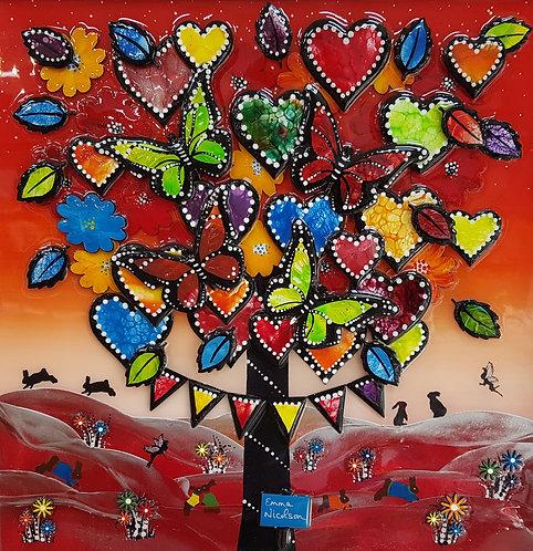 Fairy Tree by Emma Nicolson