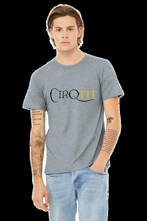"CirqFIT ""Instructor"" Grey Crew T-Shirt"