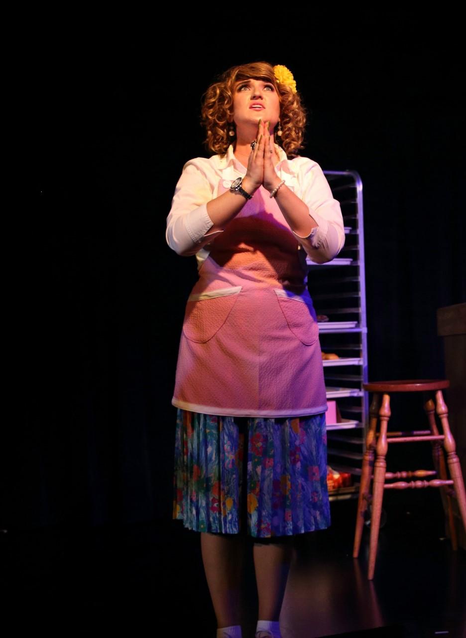 Jennifer Smith as Molly Glick