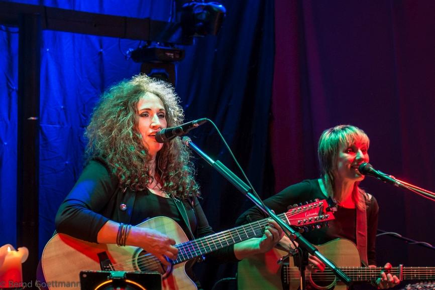 Anne Haigis & Ina Boo
