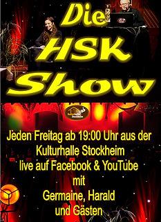 HSK-Show live aus der Kulturhalle Stockheim