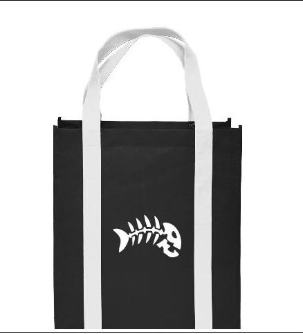 Tote Bag (Bone Fish)