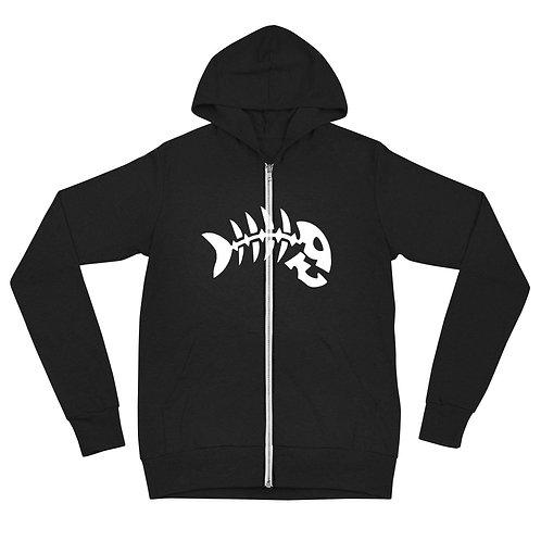 Bonefish Zip up Hoodie