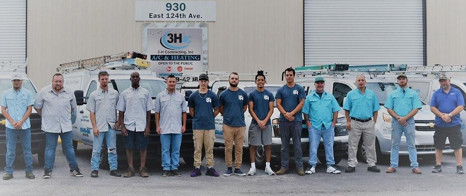 3H AC Repair Tampa - AC Repair Technicia