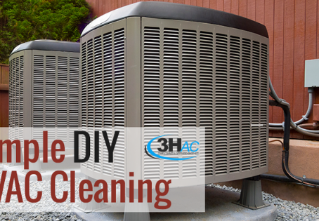 DIY HVAC – 7 Tips to Save You Money & Boost Air System Efficiency