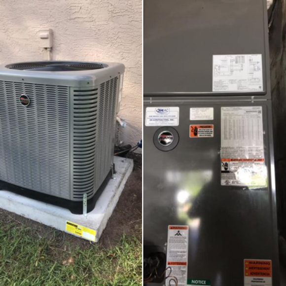 RUUD Furnace and AC Company - AC Repair