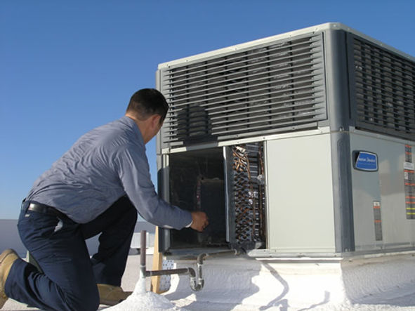 Commercial AC Maintenance Tampa - Commer