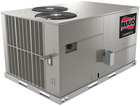 RUUD-Commercial-HVAC-Unit---Quality-HVAC-Com