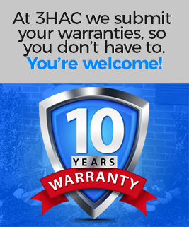 3H AC 10 Year Warranty - Air Conditioner