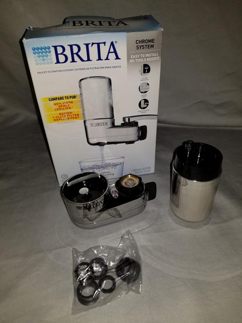 Brita Faucet Filtration System   Home   KFFLLLC   Buffalo   KFFL, LLC