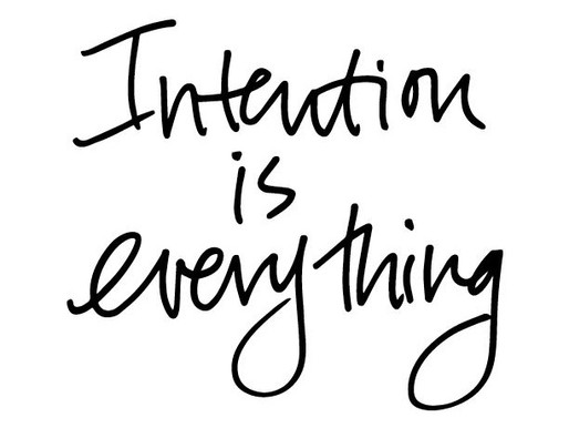 When Did We Stop Looking at Intentions?