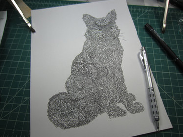 The Unfinished Fox