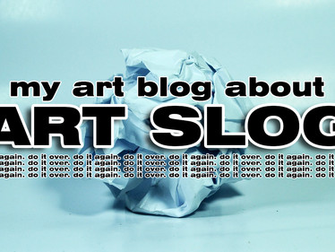 Art Blog About Art Slog