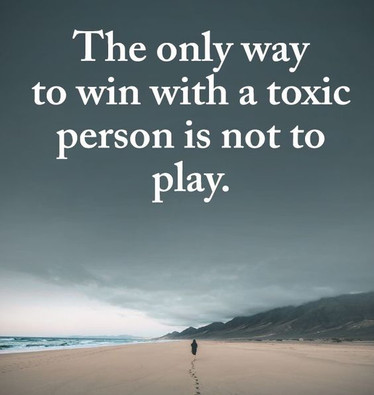Dealing With Toxic Drama