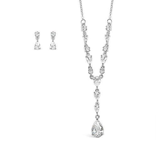 Jaime Teardrop Jewellery Set