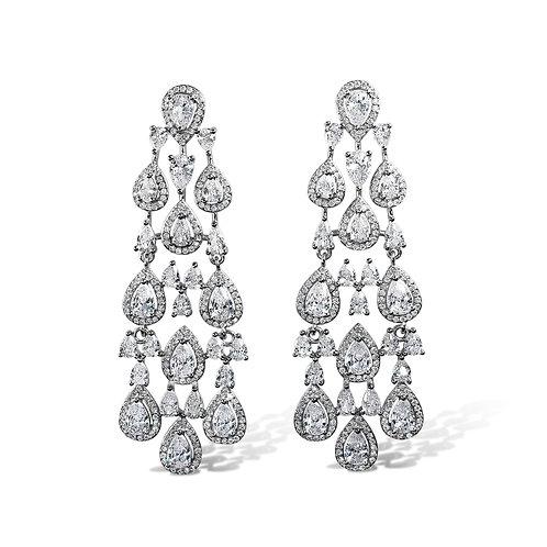 Yemi Chandelier Earrings