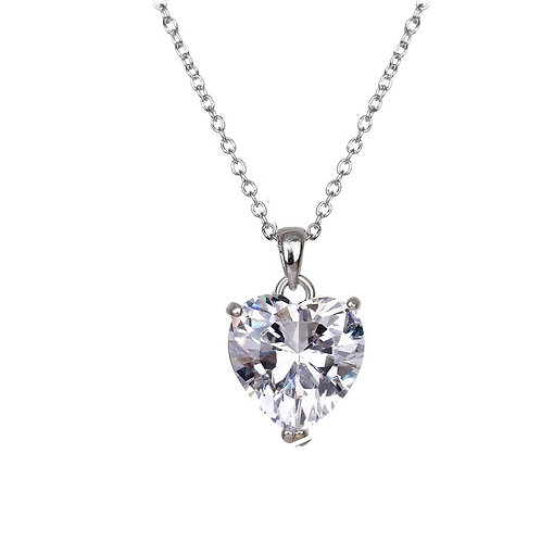 Zara One Heart Necklace