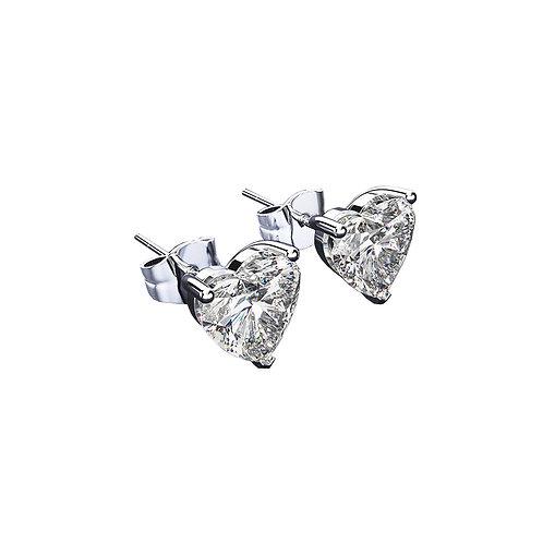 Shay Heart Earrings