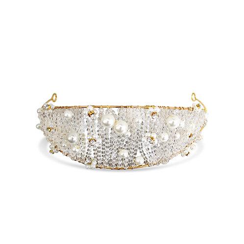 Monica Pearl Raiser Headband