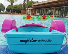 MagicStar - Kids Hand Paddle Boat.