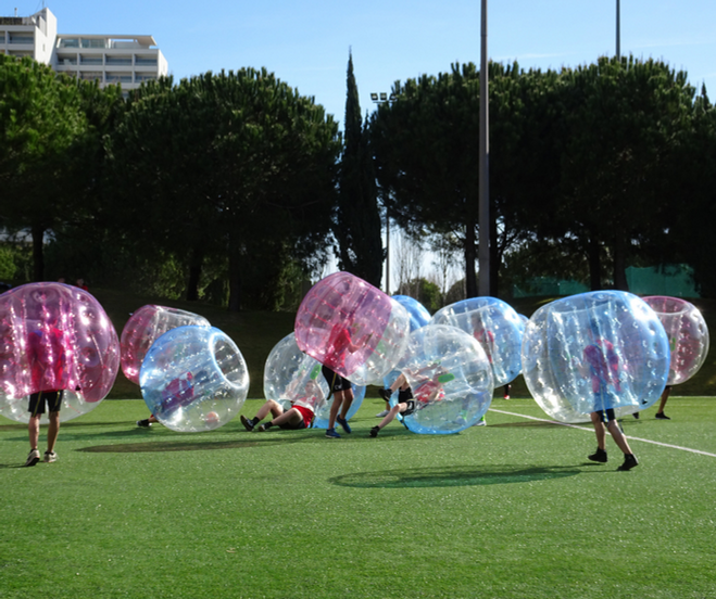 MagicStar - Bubble Football