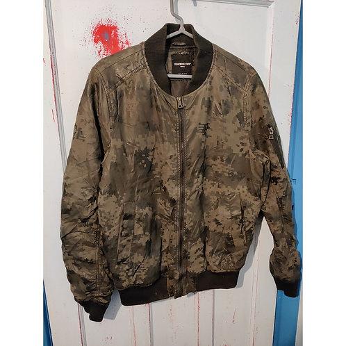 Cedar State Camo flight jacket - Small