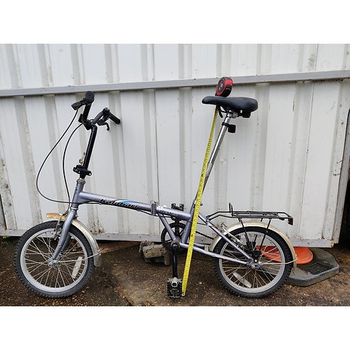 Folding Bicycle - fits Easily into the boot of a Car