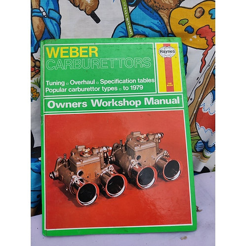 Haynes Weber Manual