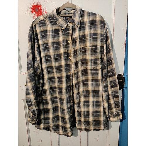 Vintage Check Shirt Men's Size L/XL