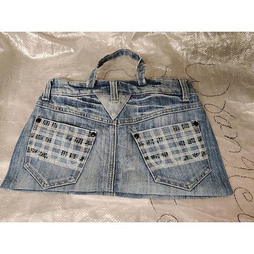 Denim Hand Bag The Latest Summer Fashion