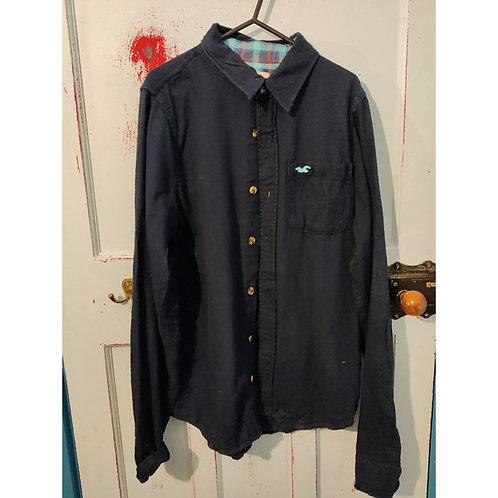 Vintage Hollister Check Shirt Men's Size L