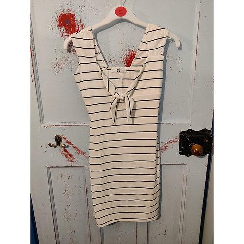 Misguided Sailors dress - Size UK6