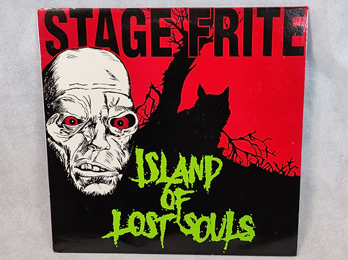 Stage Fright vinyl
