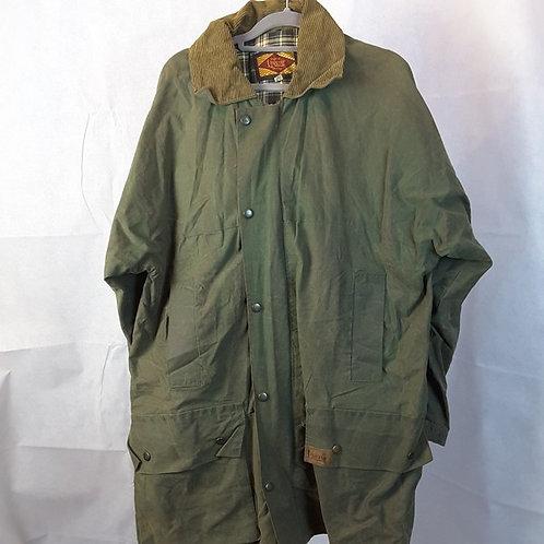 Levenir - Wax Jacket  MEDIUM
