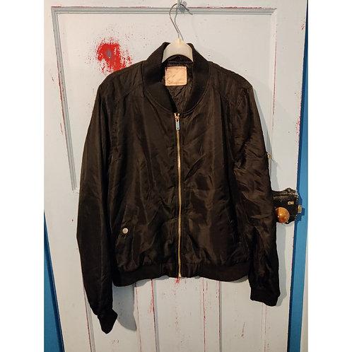 Pimkie Fashion Flight Jacket - Size XL