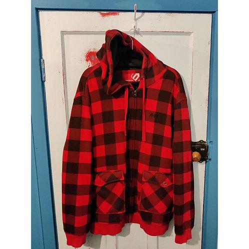 Animal Hooded Jacket - Size XXL