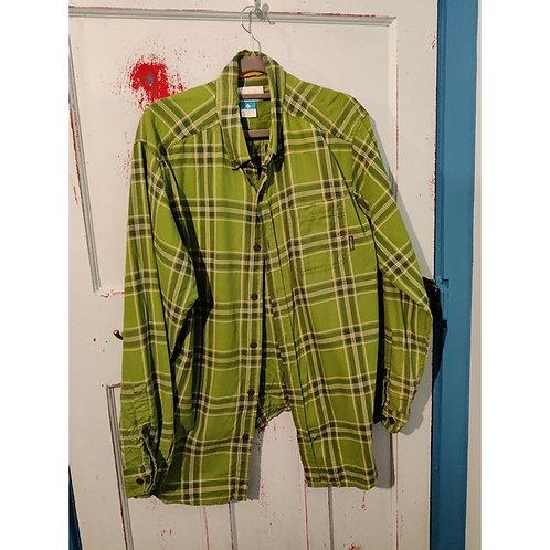 Vintage Check Shirt Men's M