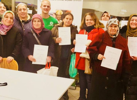 Bydel Alna: Førstehjelp kurs for kvinner