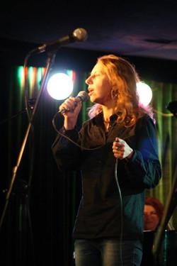 Лена Кожевникова
