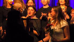 Об отчетном концерте 27 марта 2016