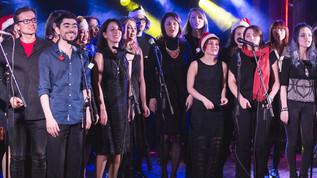 Анонс: отчетный концерт 25 февраля