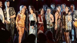 23 февраля - Отчетный концерт GEORGE HARRISON & FRIENDS