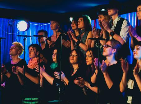 Анонс: воскресенье, 18/09 - отчетный сентябрьский концерт. Фильм, фильм, фильм!