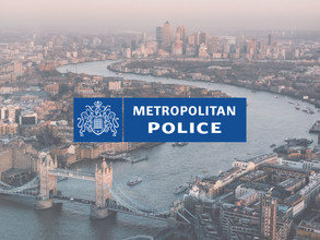 Metropolitan Police's third-party communications provider suffers a lapse in security.