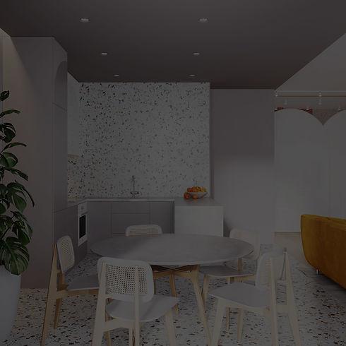 LivingroomKitchenHall_white_terrazzo_c4_