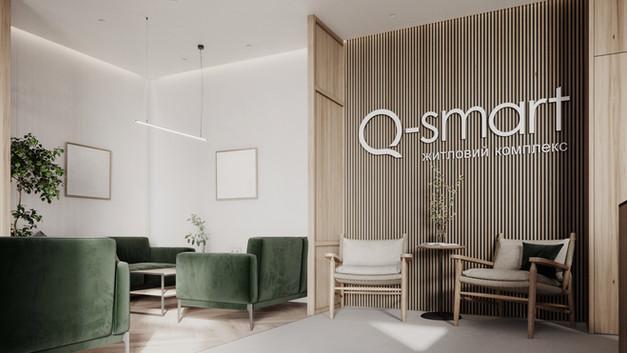 Отдел продаж ЖК Q-smart