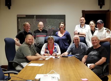 Formation aux élus de Cowansville