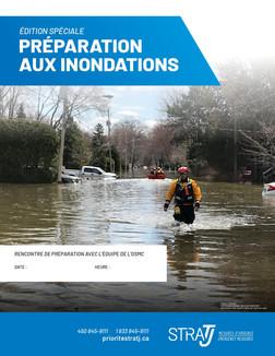 Publication spéciale en vue des inondations