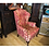 Thumbnail: Fine Wing-Back chair in the Georgian style