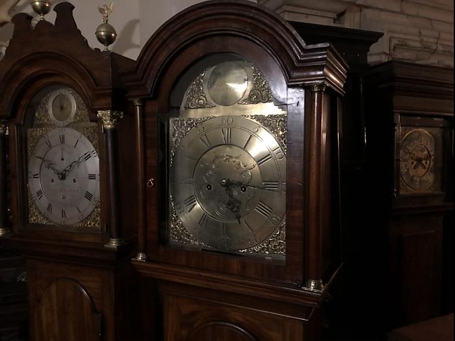John Ramsbottom of Wakefield 8 Day Longcase Clock